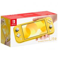 Nintendo Switch Lite - Gul